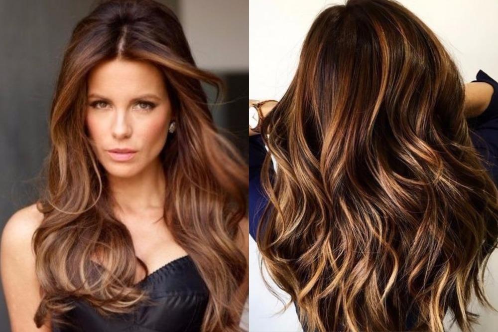 типами волос