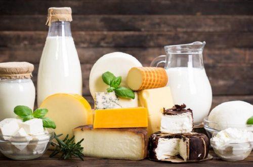 отказаться от молочных продуктов