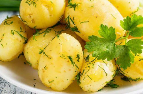 дополнительная порция картофеля