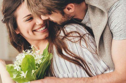 мужчина влюбляется в женщину