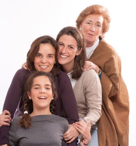 этапы жизни женщины
