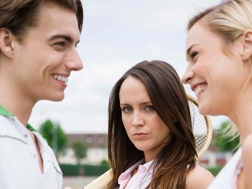 борьбы с ревностью