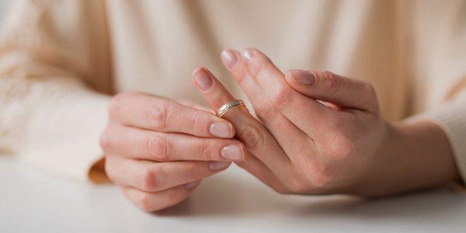 отношения после развода