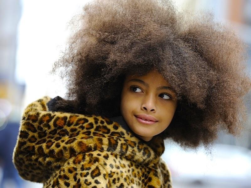 Африканские волосы